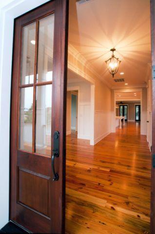 玄关紫色门厅混搭风格装饰效果图