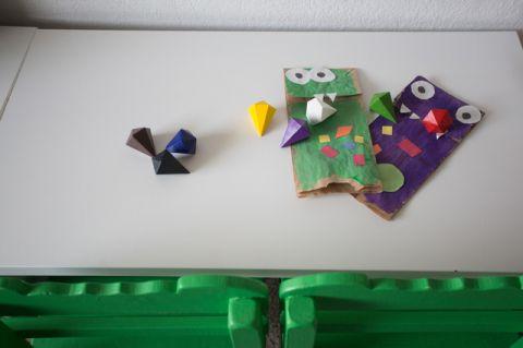 儿童房彩色细节混搭风格效果图