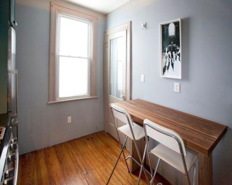 厨房窗台混搭风格效果图