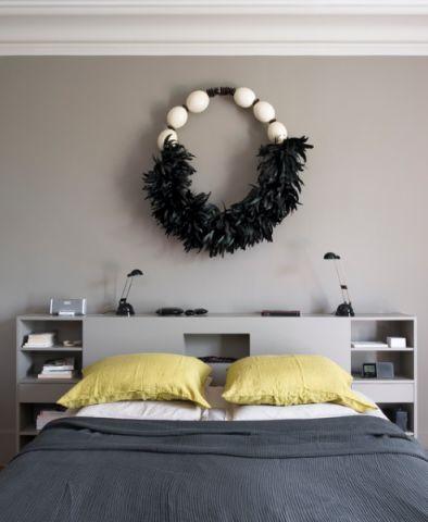 卧室细节混搭风格装潢效果图