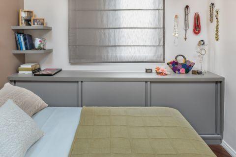 卧室混搭风格装潢效果图