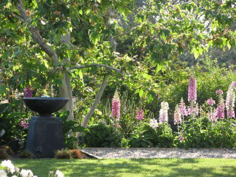 花园细节混搭风格装修效果图