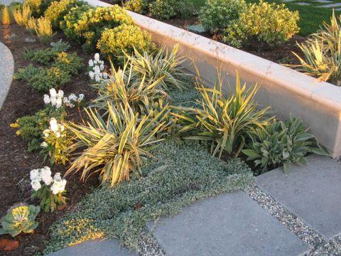 花园细节混搭风格装修图片