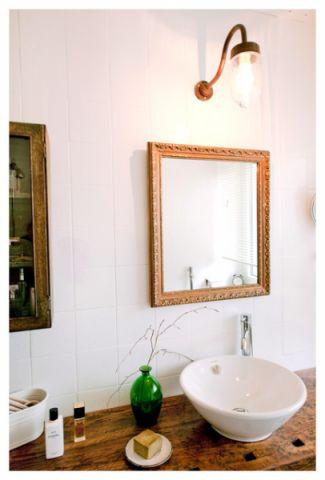 卫生间细节混搭风格装修效果图