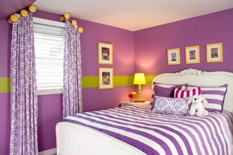 儿童房细节混搭风格装饰设计图片