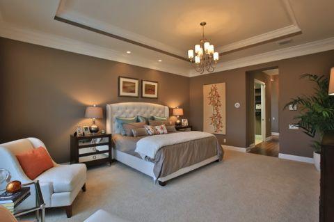 卧室细节混搭风格装修图片