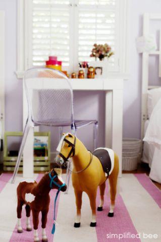 儿童房细节混搭风格装修设计图片
