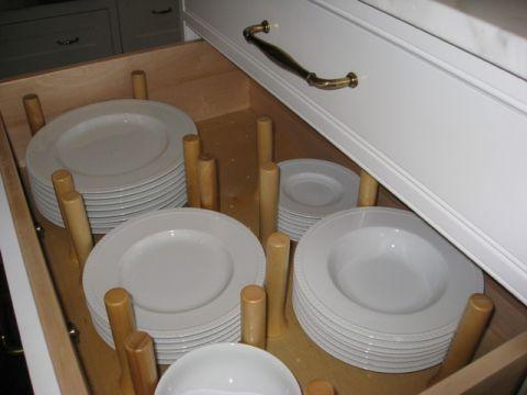 厨房白色橱柜混搭风格装饰效果图