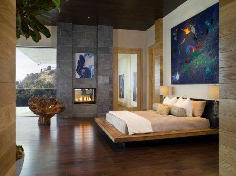 2020现代300平米以上装修效果图片 2020现代庭院装修效果图大全