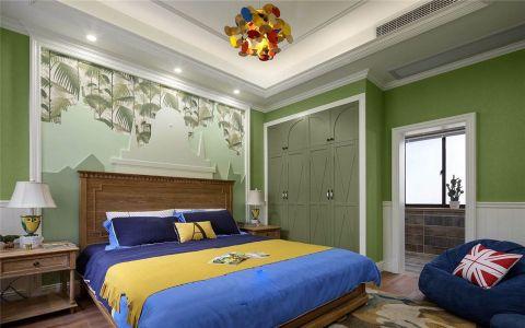 儿童房照片墙欧式风格装潢效果图