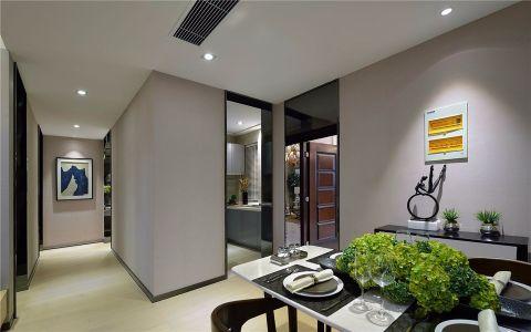 厨房灰色细节现代简约风格效果图