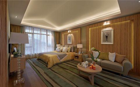 卧室沙发现代简约风格装潢设计图片