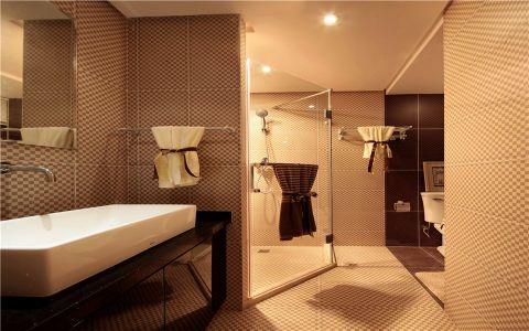 卫生间细节现代简约风格装饰图片