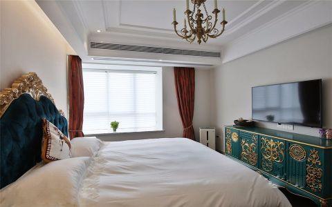 卧室飘窗现代欧式风格装潢设计图片