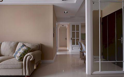 客厅门厅简约风格装修图片