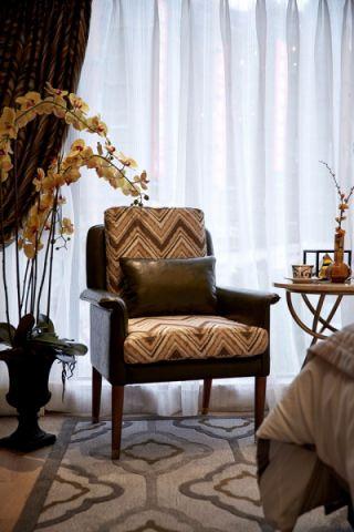 客厅细节古典风格装修设计图片