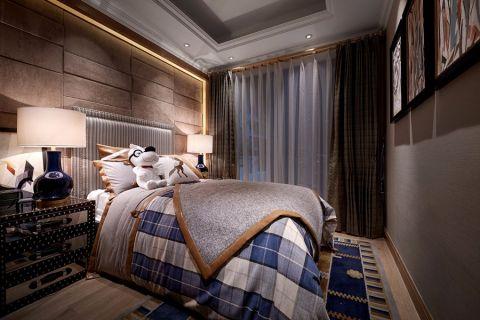 卧室细节古典风格装饰设计图片