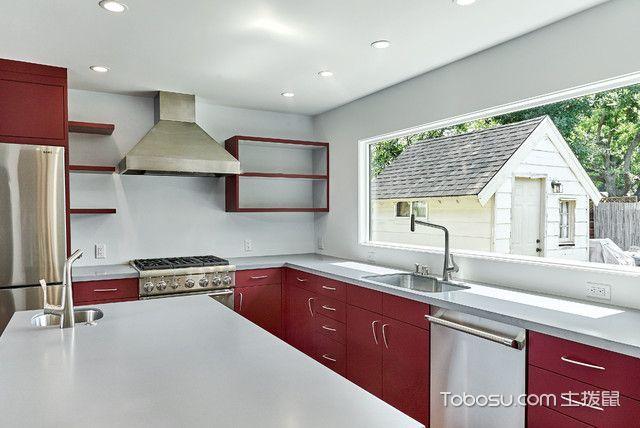 时尚创意现代风格厨房装修效果图