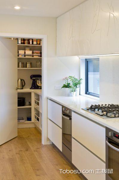 原汁原味现代风格厨房装修效果图