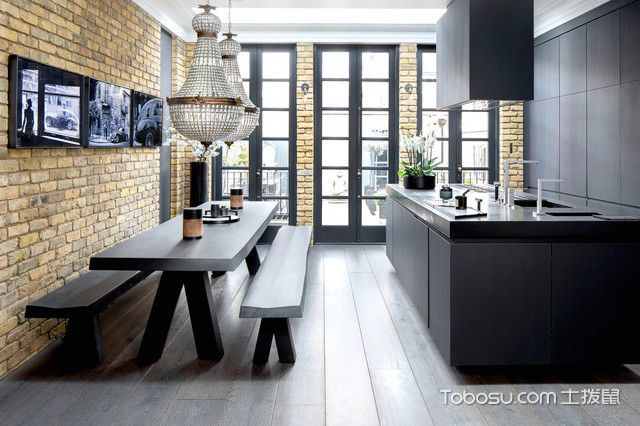 特立独行现代风格客厅装修效果图_土拨鼠2017装修图片大全