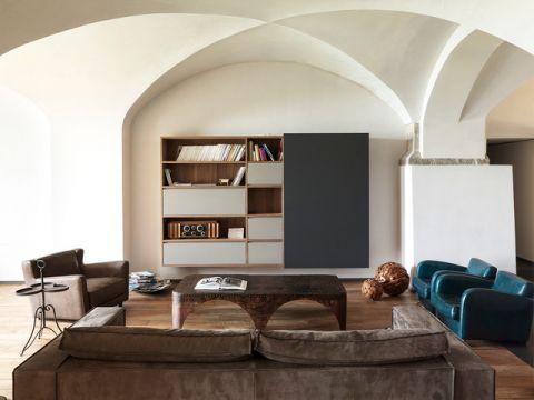 客厅细节现代风格装饰效果图