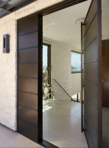 玄关推拉门现代风格装修图片