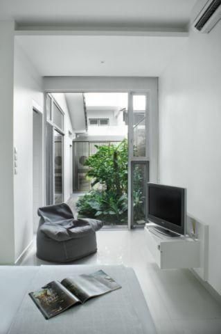 客厅门厅现代风格效果图