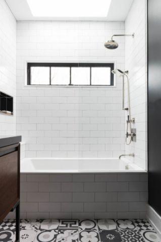 卫生间细节现代风格装潢图片