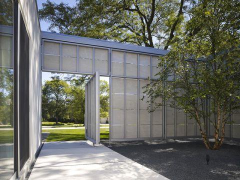 外景外墙现代风格装潢设计图片