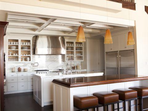 品质生活现代风格厨房装修效果图