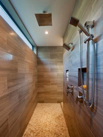 簡約現代風格浴室裝修效果圖