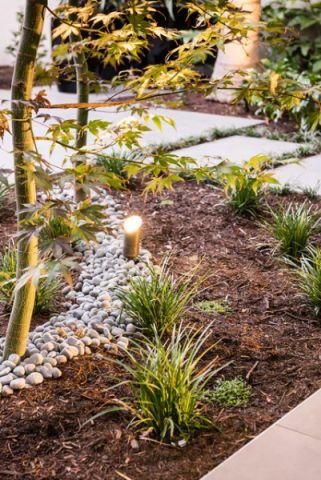 花园外墙现代风格装修效果图