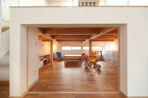 儿童房细节现代风格装饰图片