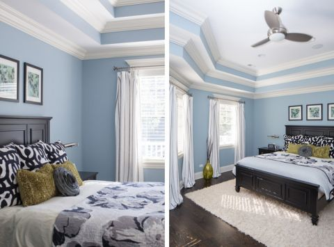 卧室白色榻榻米现代风格装修设计图片
