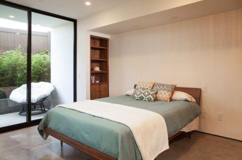 卧室细节现代风格装潢图片