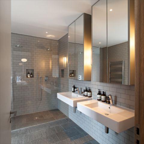 卫生间细节现代风格装修设计图片