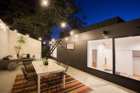 阳台门厅现代风格装修效果图