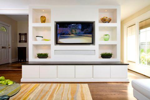 客厅橱柜现代风格效果图