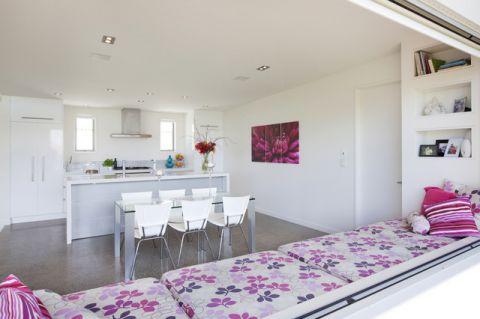 厨房隔断现代风格装潢图片