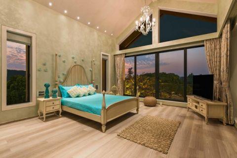 卧室细节现代风格装潢效果图