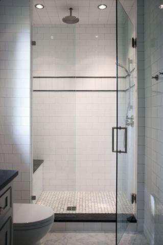 卫生间推拉门现代风格装修效果图