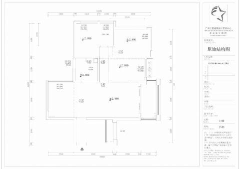 远洋天曜120平现代三居室装修效果图