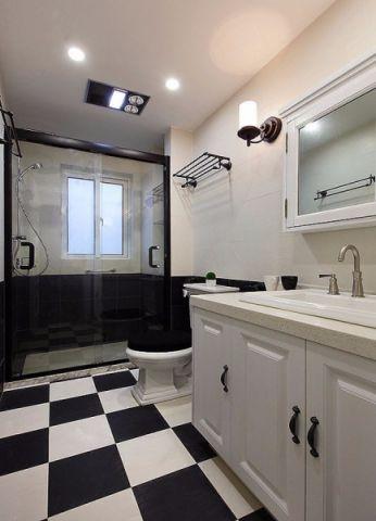 卫生间吊顶现代风格装潢设计图片