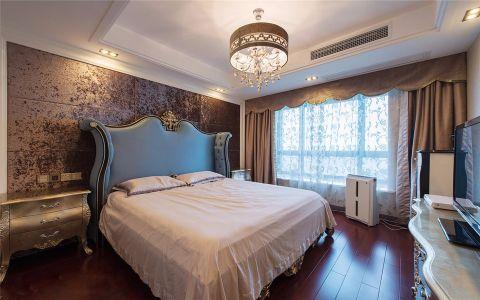卧室吊顶新古典风格装饰效果图