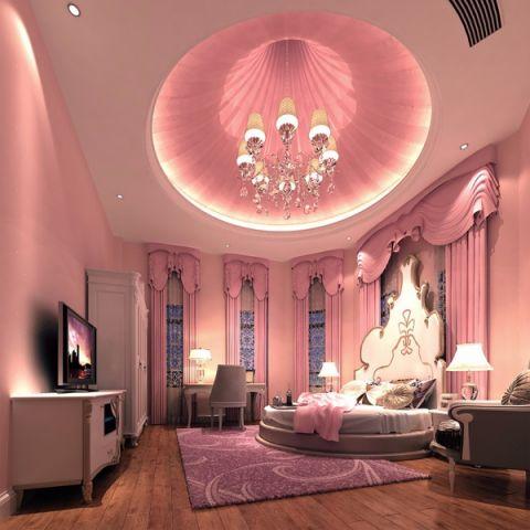 红星威尼斯庄园现代简约风格别墅装修效果图