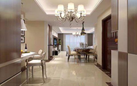 餐厅走廊简约风格装饰设计图片