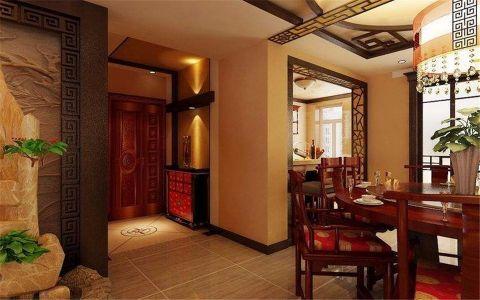 厨房细节东南亚风格装修图片