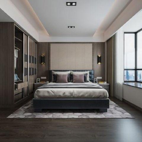 卧室榻榻米新中式风格装修效果图