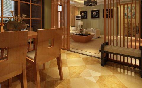 餐厅地砖中式风格装潢设计图片