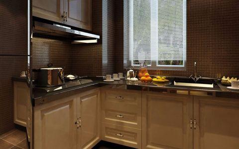 厨房中式风格效果图
